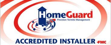 Ace Termite and Pest Solutions is an accredited installer of Homeguard Precision Termite Management
